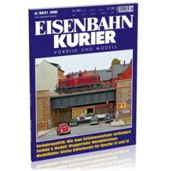 Eisenbahn-Kurier 6/2021