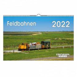 Feldbahnen Kalender 2022