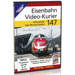 DVD - Eisenbahn Video-Kurier 147