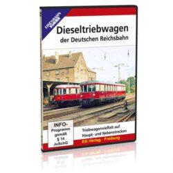 DVD - Dieseltriebwagen der Deutschen Reichsbahn