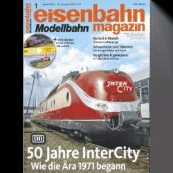 Eisenbahn Magazin/Eisenbahn journal 1/21