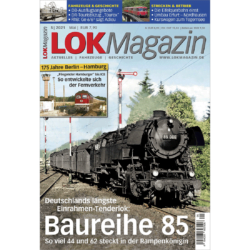 Lok Magazin 05/21