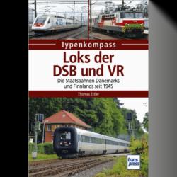 Loks der DSB und VR