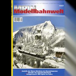 MBW Modellbahnwelt 1/2021