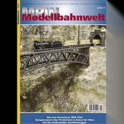 BW Modellbahnwelt 2/2021
