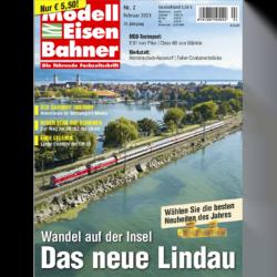 Modelleisenbahner 02/21