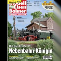 Modelleisenbahner 05/21