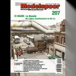 Modelspoormagazine 207