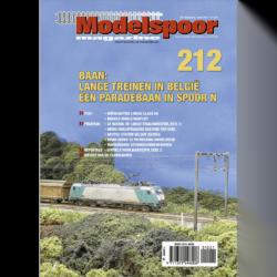 Modelspoor magazine 212