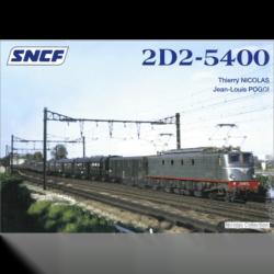 SNCF -2D2 - 5400
