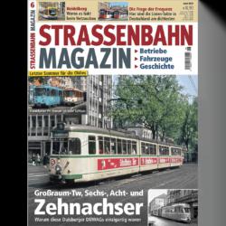 Straßenbahn Magazin 06/21