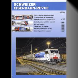 Schweizer Eisenbahn-Revue 2/2021