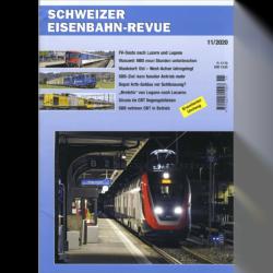 Schweizer Eisenbahn-Revue 11 - 2020