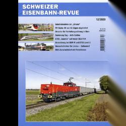 Schweizer Eisenbahn-Revue 12 - 2020