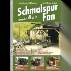 Schmalspurfan 4 - 2020