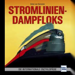 Stromlinien-Dampfloks