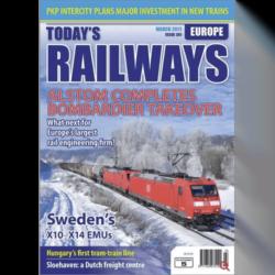 Today's Railways Europe 301