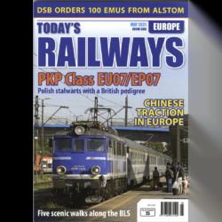 Today's Railways Europe 303