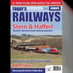 Today's Railways Europe 304