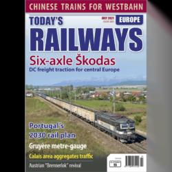 Today's Railways Europe 305