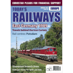 Today's Railways Europe 299