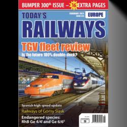Today's Railways Europe 300