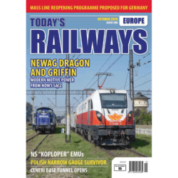 Today's Railways Europe 296