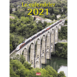 Calendrier 2021 - La Vie du Rai
