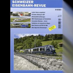 Schweizer Eisenbahn-Revue 8-9/2021